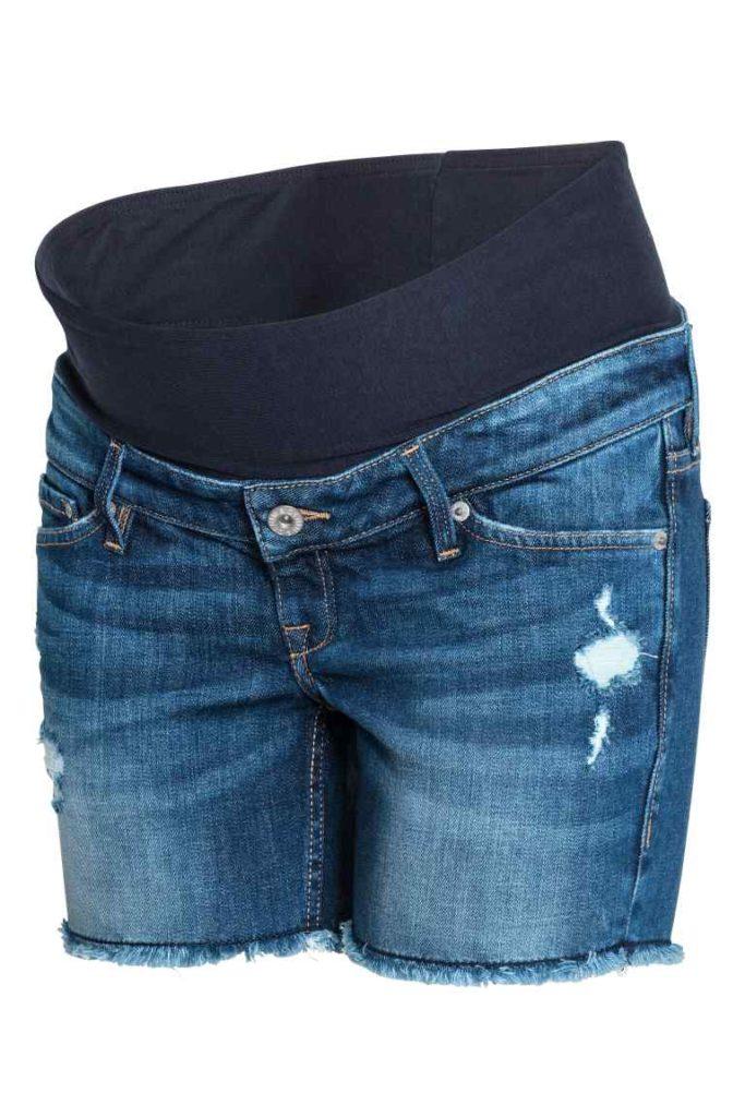 Short de jeans H&M MAMA 39,99$