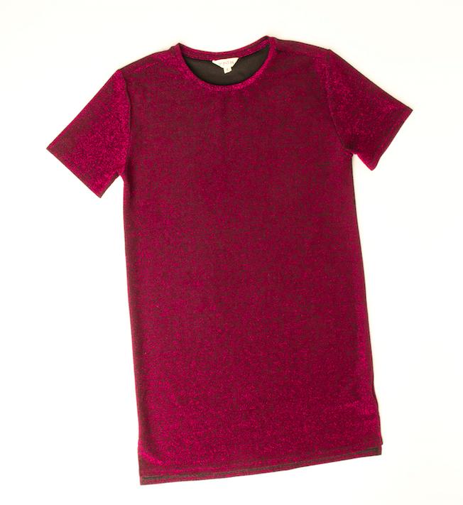 Robe scintillante 19,98$