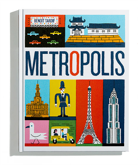 Metropolis par Benoit Tardif