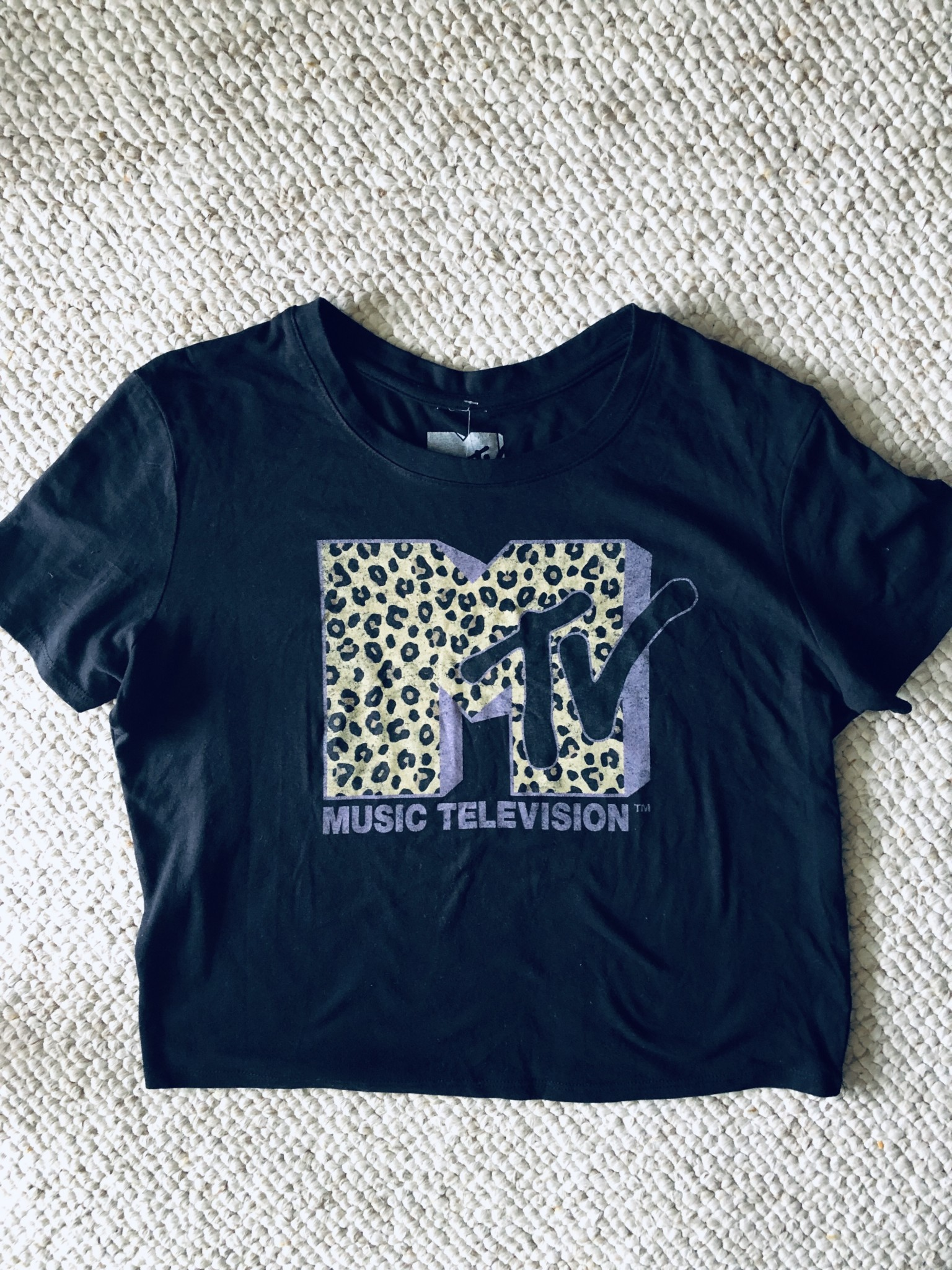 T-shirt MTV en liquidation à 3,99$